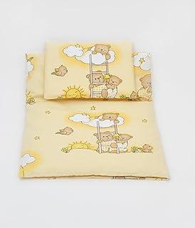 piumino carrozzina 80x70 ca. per neonato bambino, lenzuola bambino ... - Sacco Copripiumino Per Carrozzina