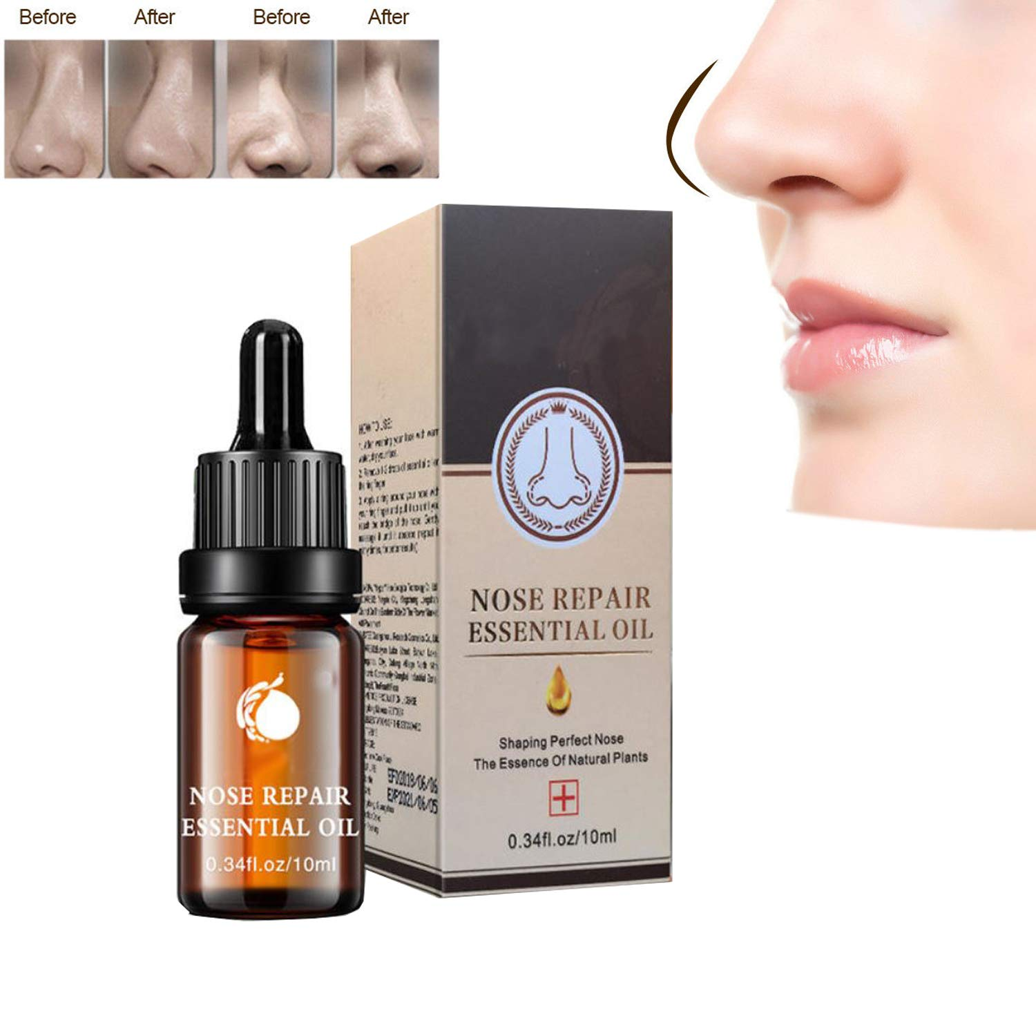 Nose Lift Up Essence Oil Micro Remodeling Beautiful Nose Essence Oil - 1 by AdvancedShop