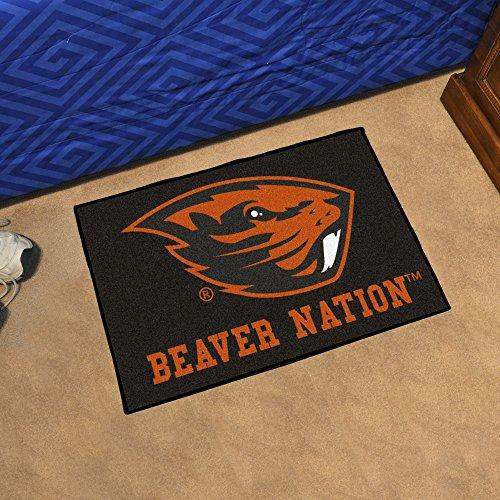 FANMATS 17106 Oregon State Beaver Nation Starter Rug