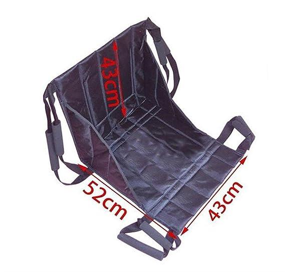 GxNI Healthcare Mover y manejar la hoja de deslizamiento de transferencia / las esteras de transferencia del paciente / la silla de ruedas Manejo móvil ...