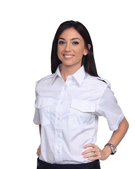 58202a2c Aero Phoenix - Lady Elite Pilot Uniform Shirt Women's Short Sleeve ...