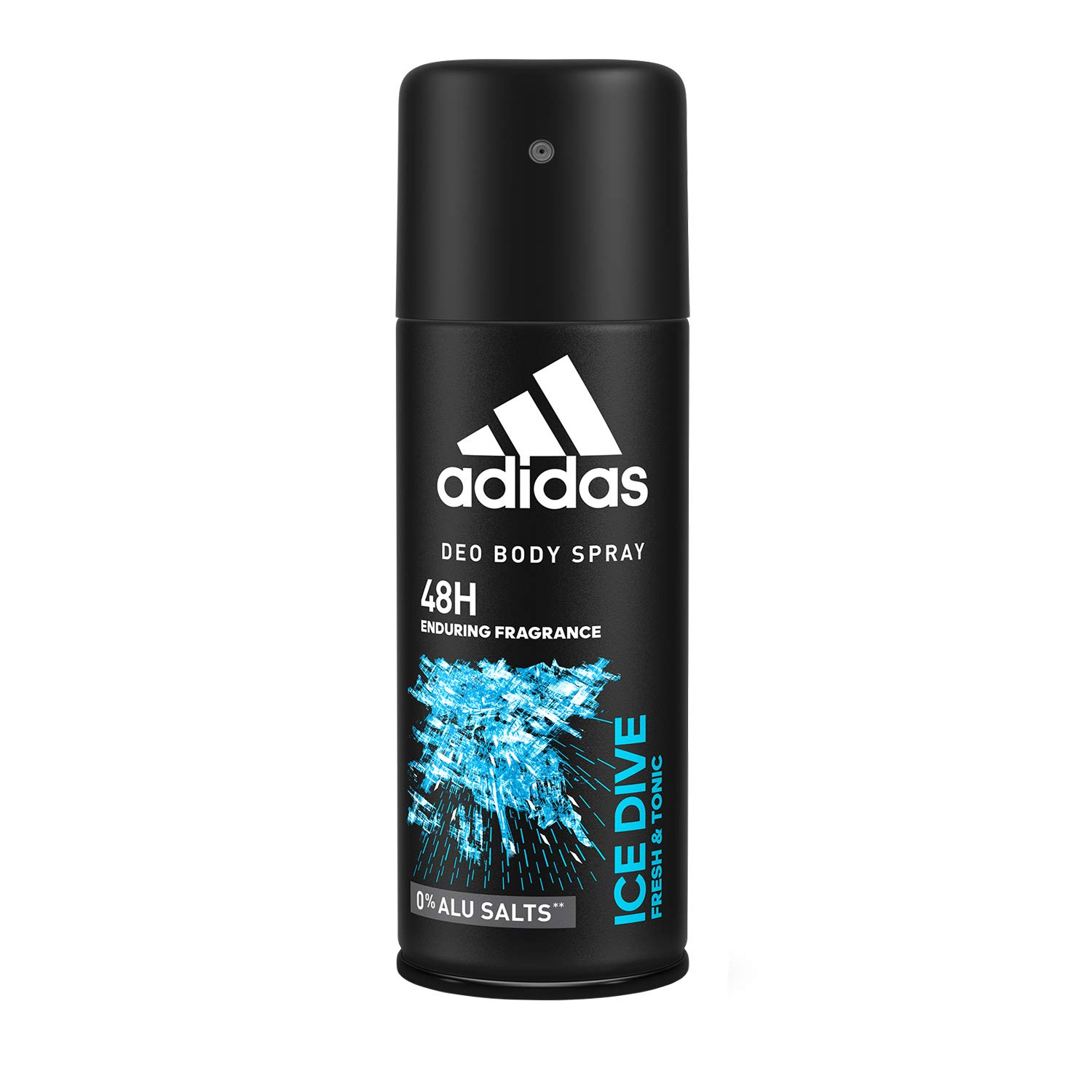 adidas Ice Dive Anti-perspirant Deodorant Spray for Him, 150 ml Coty 100708583