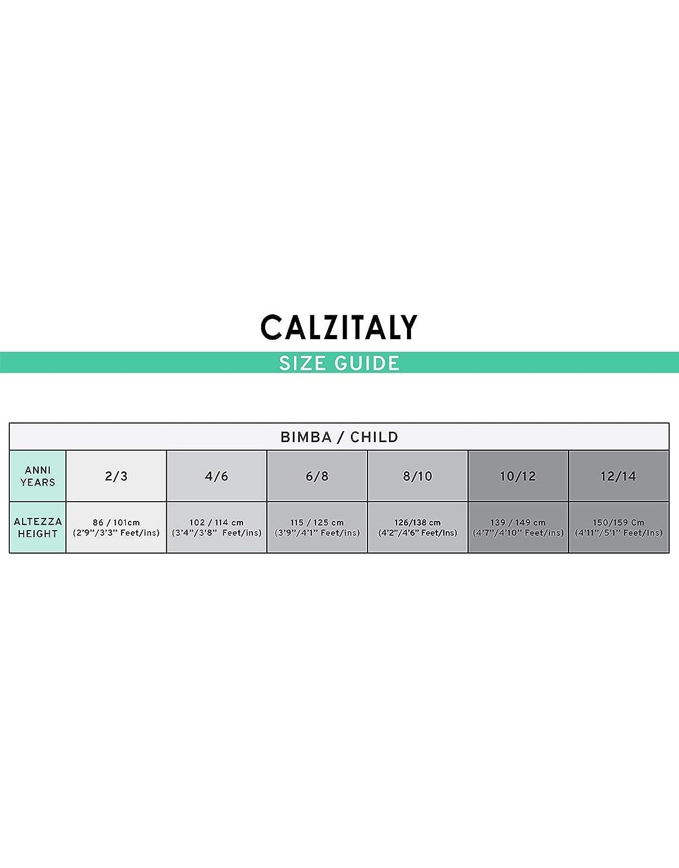 6//8 PANTY CON ESTAMPADO FLORAL 2//3 12//14 A/ÑOS MARFIL 40 DEN CALCETER/ÍA ITALIANA | MEDIAS PARA NI/ÑA 10//12 4//6 AZUL 8//10