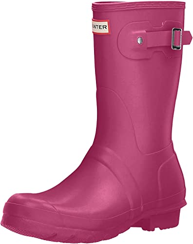 Womens Pink Rain Boots