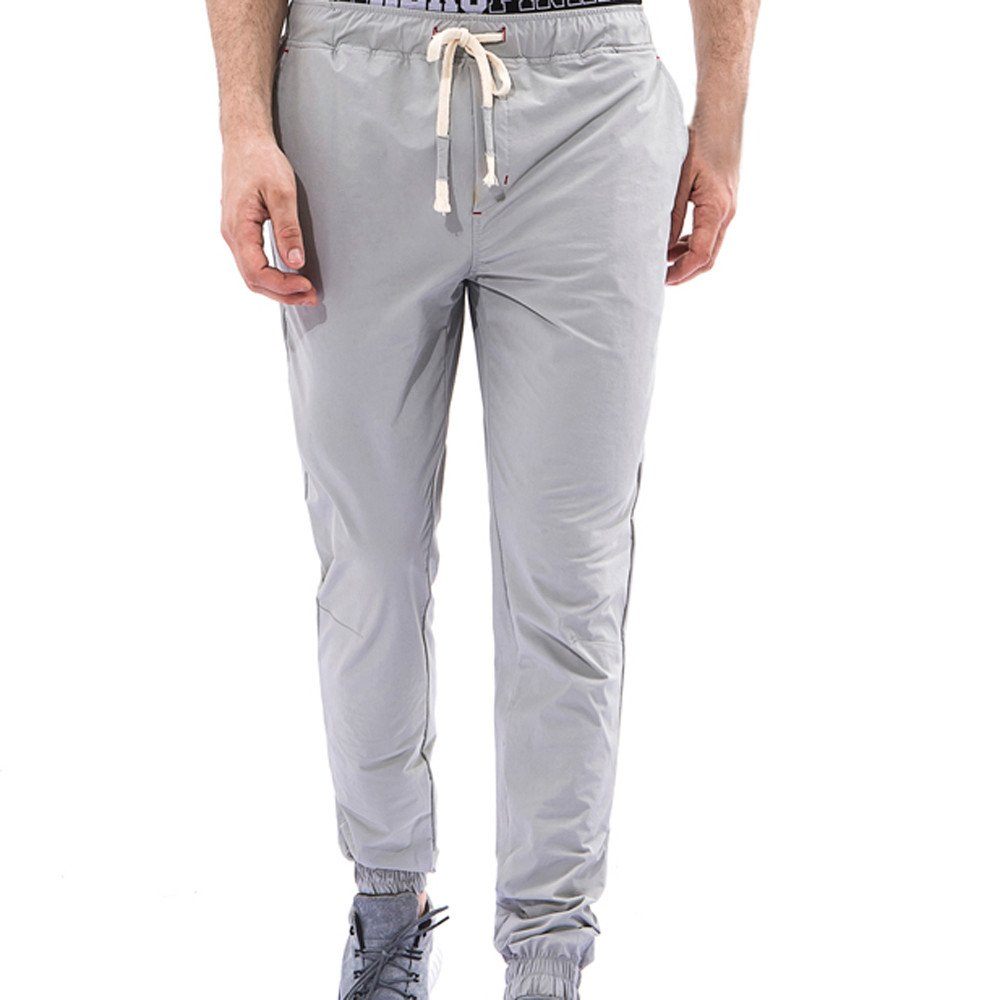 Men Training Pocket Overalls Casual Pocket Sport Work Casual Trouser Pants YAYUMI Prime  Day