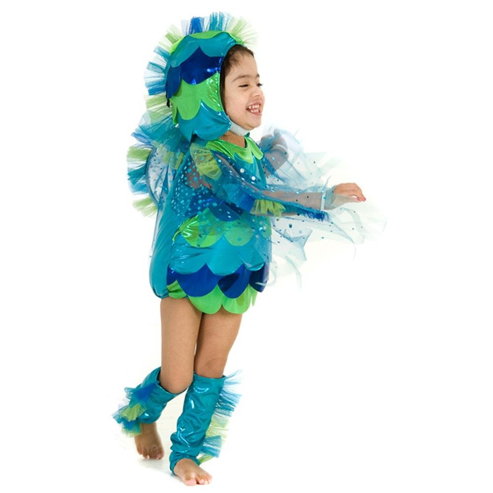 Amazoncom Toddler Beta Fish Costume 2t Clothing