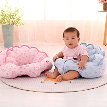 Uni mejor sentado silla bebé protectores de almohada, colorido ...
