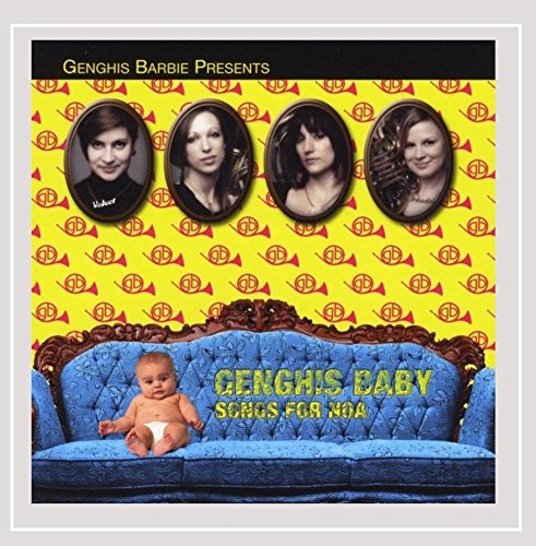 Genghis Baby: Songs for Noa