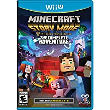 U&I Entertainment Minecraft Story Mode The Complete Adventure - Wii U