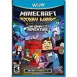 U&I Entertainment Minecraft Story Mode The Complete Adventure - Wii U