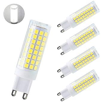 Bombillas LED E11, completamente nuevas (102 LEDs) E11 LED, 7 W 75