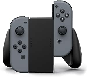 Suporte Confortável PowerA Joy Con para Controles de Nintendo Switch - Preto