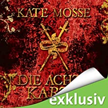 Die achte Karte Hörbuch von Kate Mosse Gesprochen von: Tanja Geke