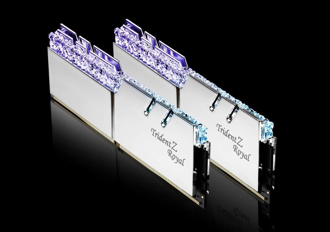 G.SKILL Trident Z Royal Series 16GB (2 X 8GB) 288-Pin RGB