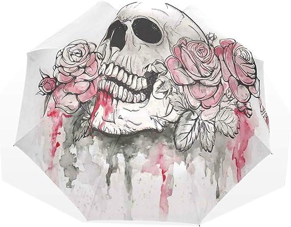 Acheter parapluie tete de mort online 28