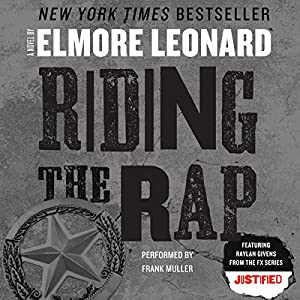 Riding the Rap Audiobook