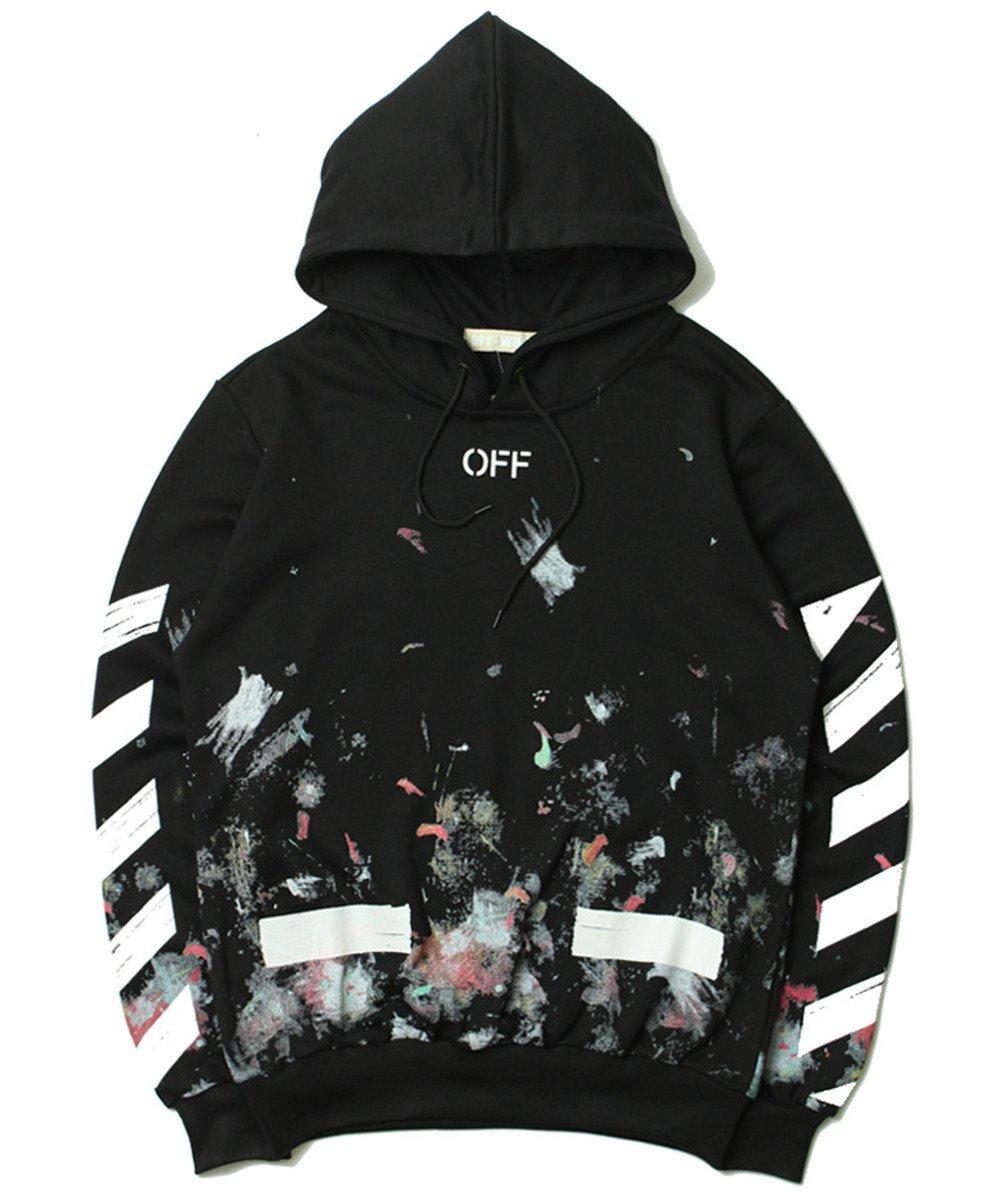 Lisux Kapuzen - Pullover und Kapuzen - Sweater Graffiti - Hoodies,schwarz,XL
