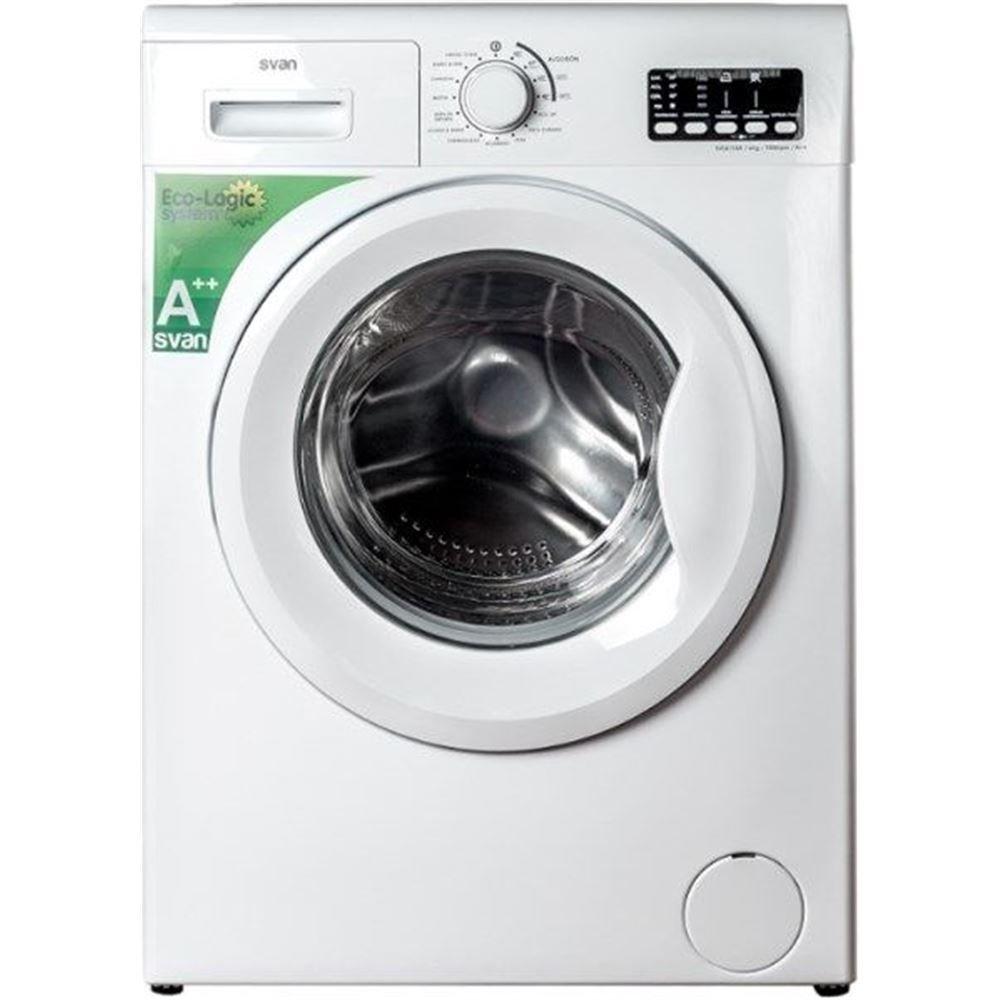 Svan lavadora carga frontal svl610 6kg a++ 1000rpm