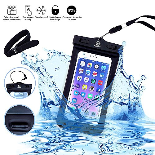 Universal Waterproof Phone Case Pouch product image