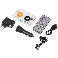 QUMOX Car MP3 Player Tape Cassette Adapter for SD/MMC Reader