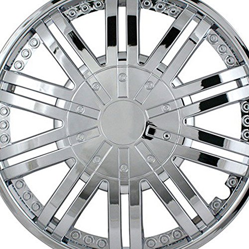 Pilot Automotive WH529-15C-BX 10 Spoke Venti Chrome 15