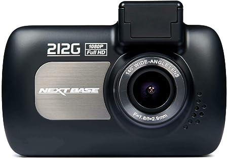 Nextbase 212g Dash Cam With Night Vision Function Gps Elektronik