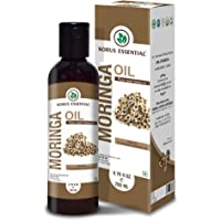 Korus Essential 100% Pure & Natural Moringa Oil, 200ml | For Hair, Skin & Anti-Ageing Face Care