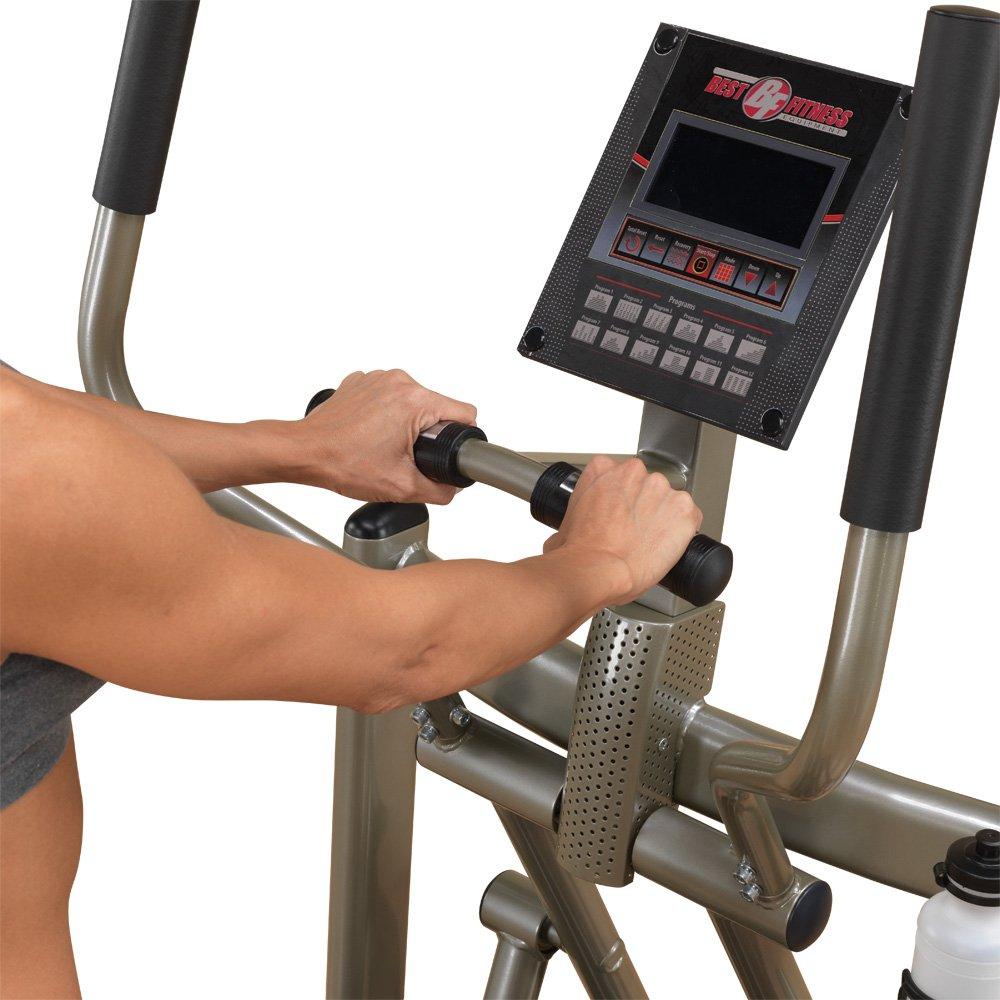 Best Fitness E1 elíptica de Body-Solid BFE1: Amazon.es: Deportes y aire libre