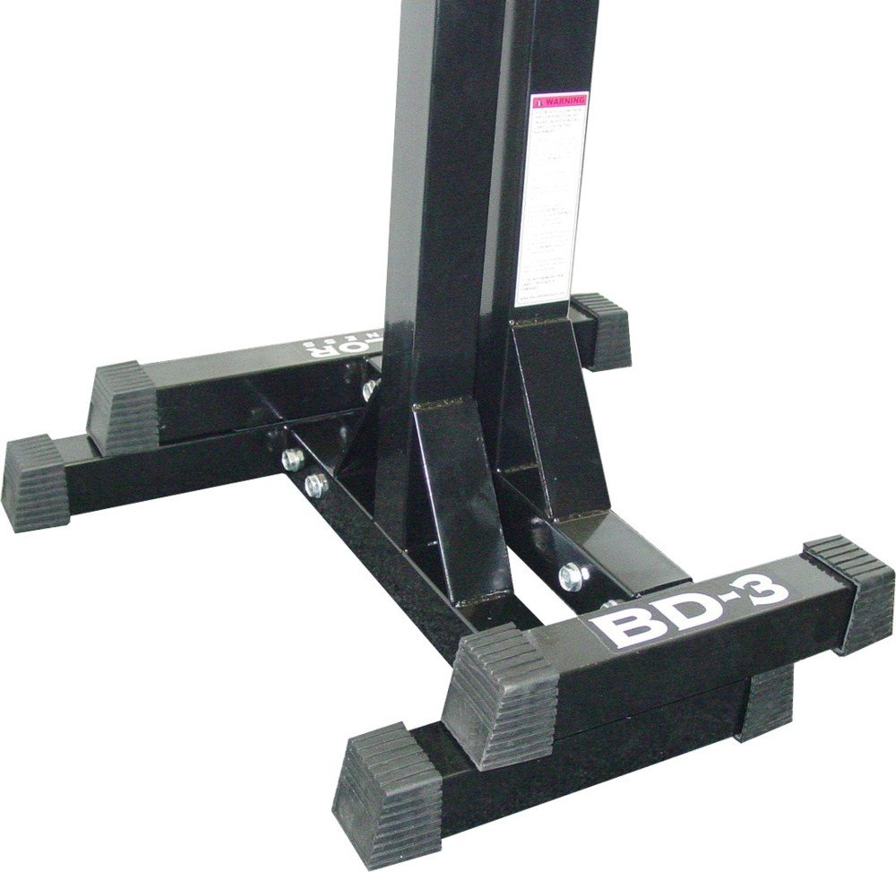 Valor Fitness BD-3 Squat Stand by Valor Fitness
