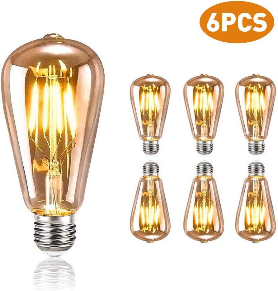 Tronisky Edison Vintage Glühbirne -