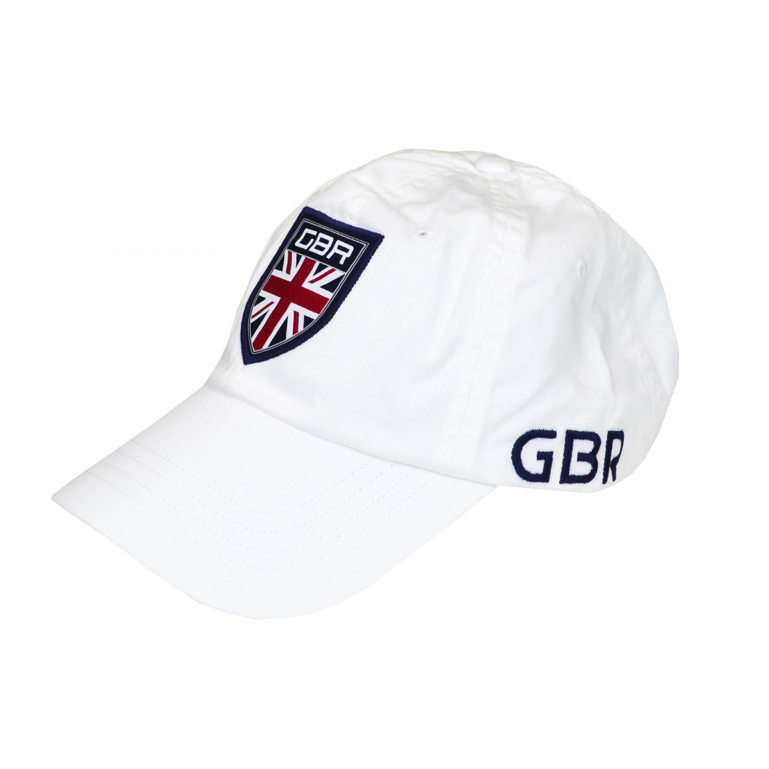 Ralph Lauren - Polo Gorra - Great Britain Pure White: Amazon.es ...