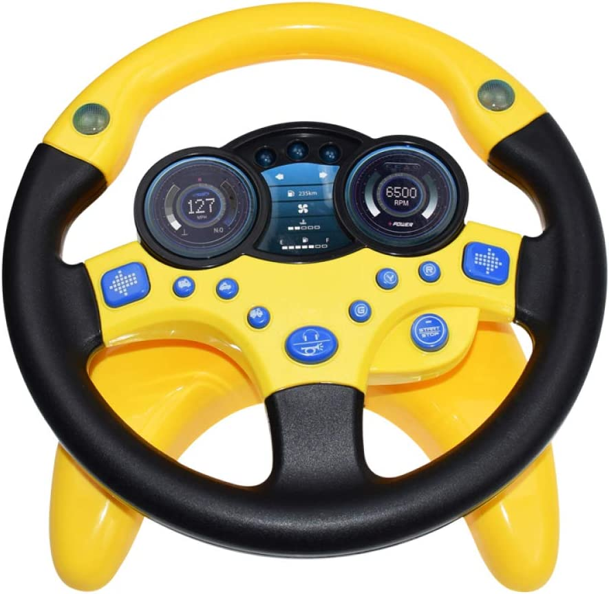 Steering Wheel,Toy Puzzle Early Teach