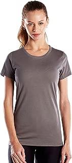 product image for US Blanks US100 Ladies 4.3 oz. Short-Sleeve Crewneck