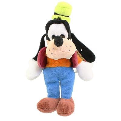 Disney Bean Bag Plush Goofy Soft Huggy: Toys & Games