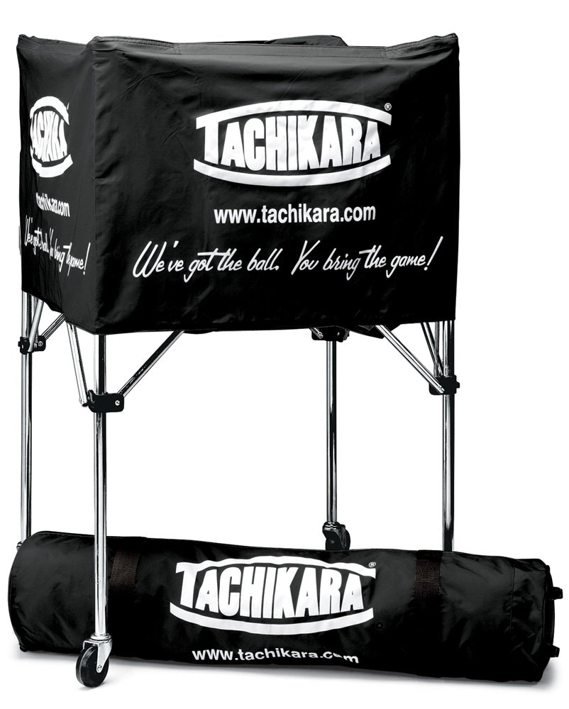 Tachikara BIK-SP Portable Ball Cart (Black)