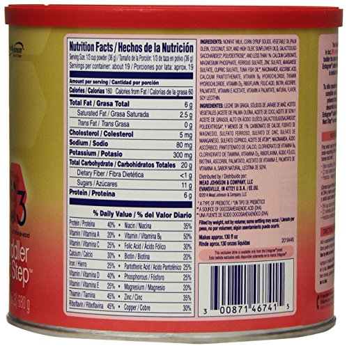 Enfagrow Premium Toddler Next Step Natural Milk Flavor