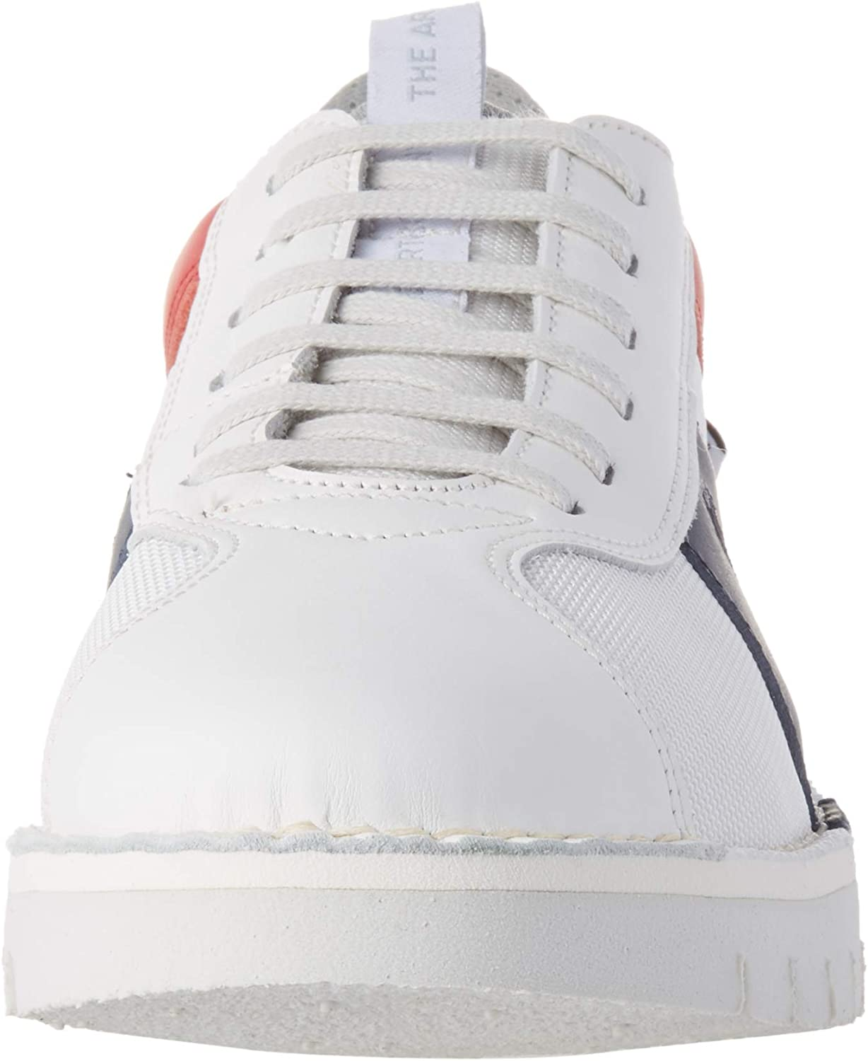 Art Ontario, Brogues Mixte Multicolore White Jeans White Jeans