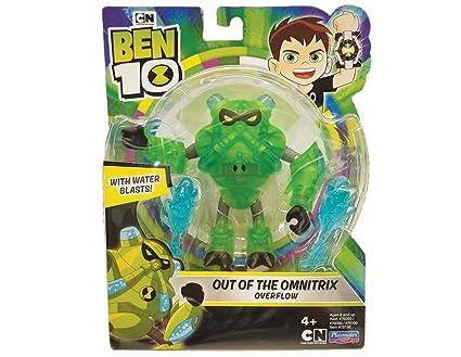 Ben 10 BEN47210 Figura de acción translúcida: Amazon.es ...