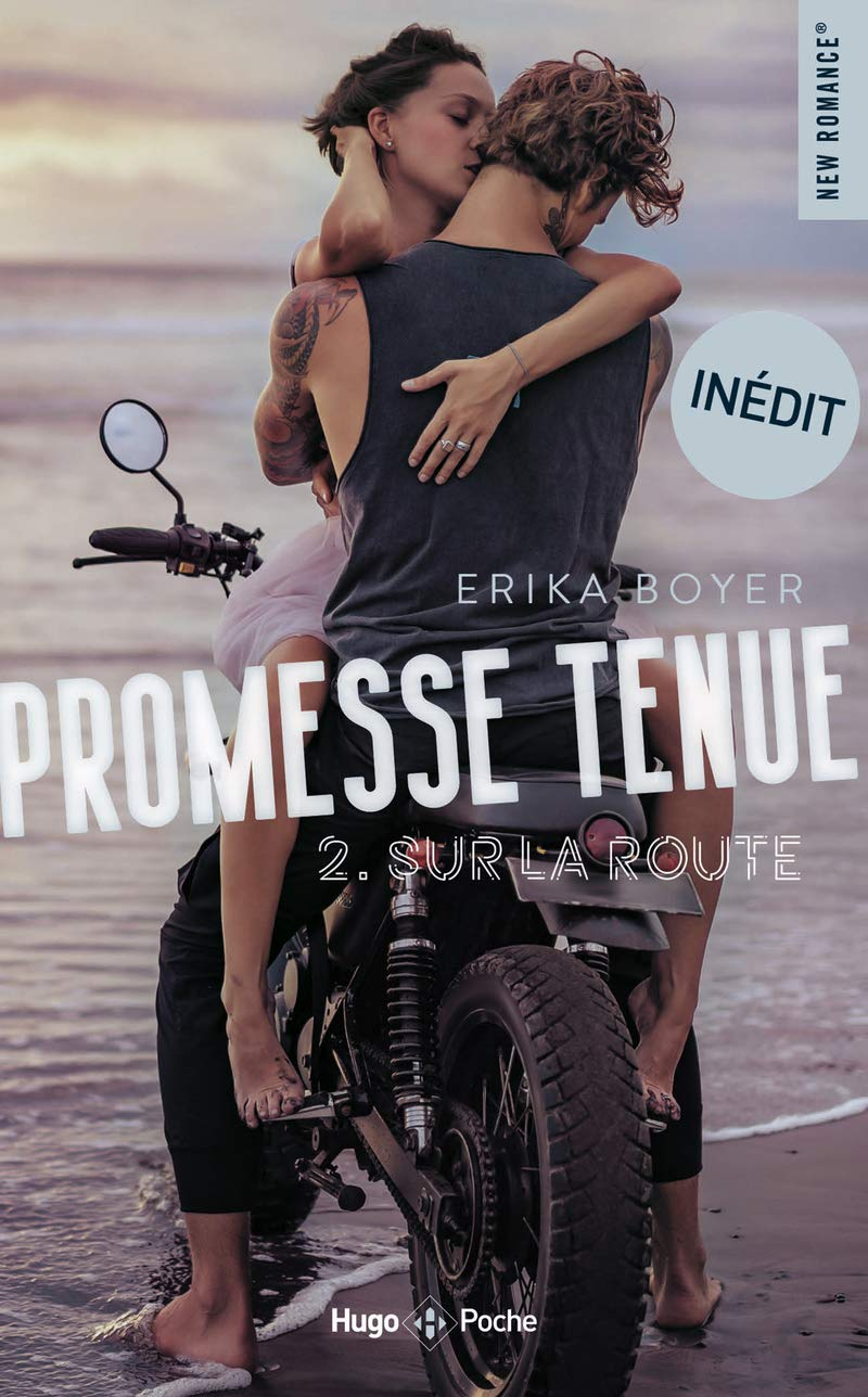 Promesse tenue - Tome 2 : Sur la route de Erika Boyer 61IxZ2RrMDL