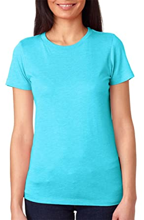 1875fed7772472 Image Unavailable. Image not available for. Color: Next Level Apparel  womens Next Level Tri-Blend ...