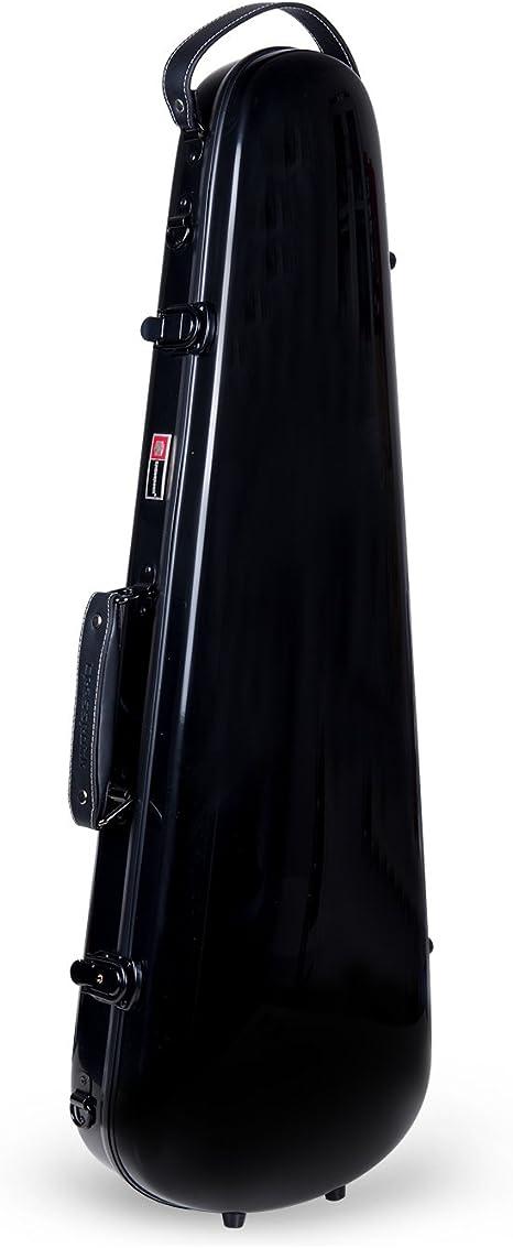 DE Violinkoffer Geigenkasten Glasfaser UltraLight 4//4 M-case Copper