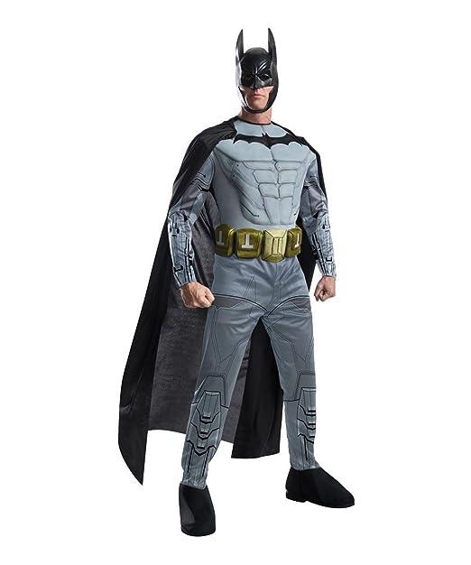 Amazon.com: Disfraz de Batman Arkham Asylum franquicia para ...