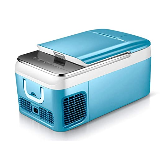 Refrigerador Del Coche Compresor Portátil Frigorífico Congelador ...