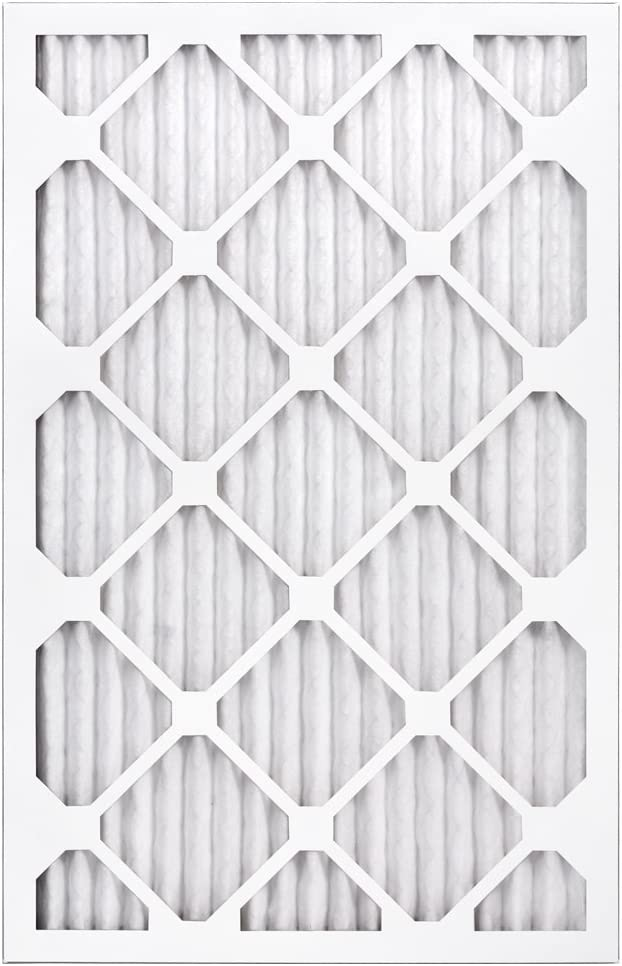AIRx HEALTH 14x25x1 MERV 13 Pleated Air Filter Box of 6 Made in the USA