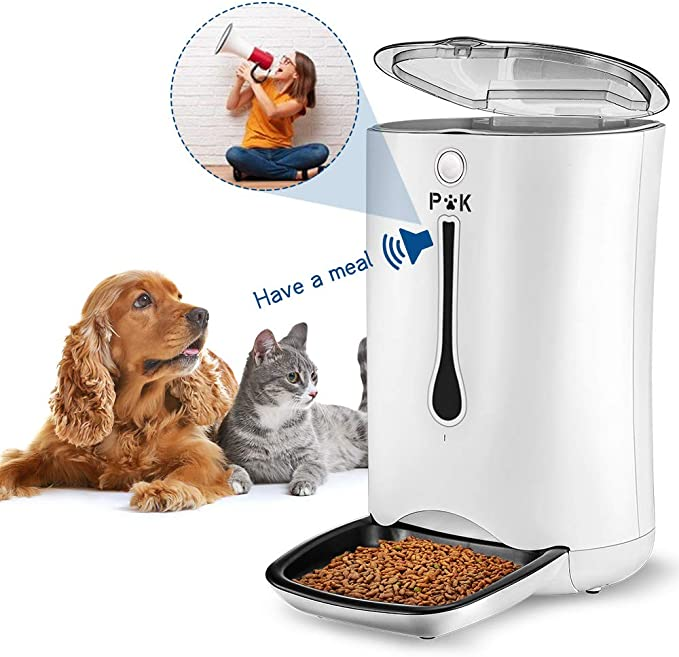Puppy Kitty 7L Comedero Automático para perros y gatos