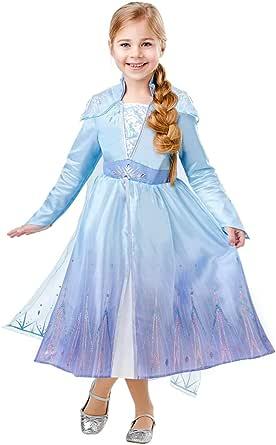 Rubie's Kids ELSA Frozen 2 Deluxe Costume, Child