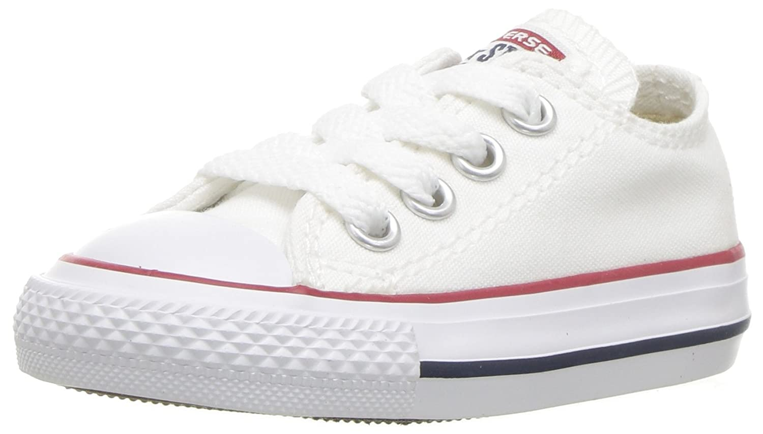 Converse Chuck Taylor All Star Season OX, Unisex Sneaker  13 M US Little Kid|Optical White
