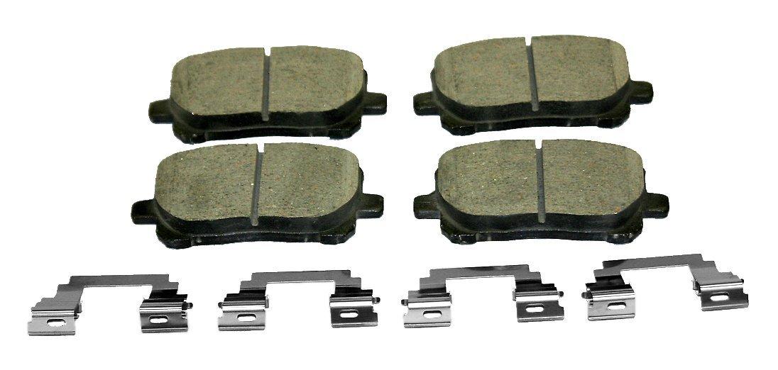 Monroe CX923 Ceramic Premium Brake Pad Set