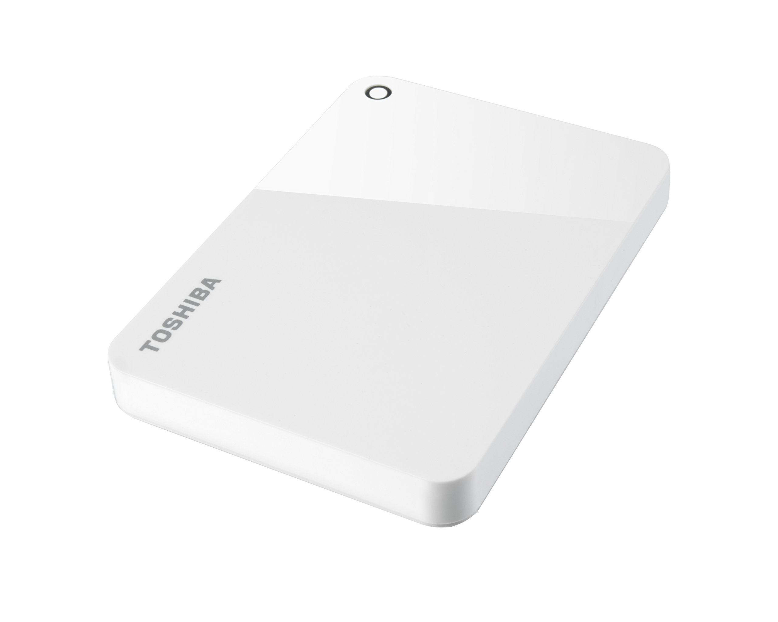 Toshiba Canvio Advance 2TB Portable External Hard Drive USB 3.0, White (HDTC920XW3AA) by Toshiba (Image #4)