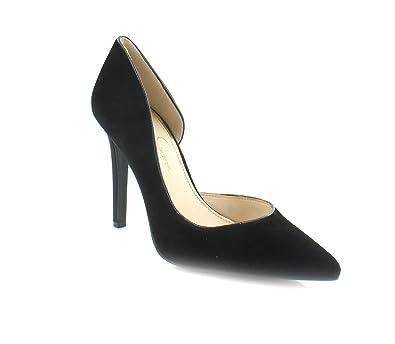 892fc5e7e64 Jessica Simpson Women's Claudette D'Orsay Pump (10, Black)